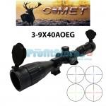 Διόπτρα Μονόκυαλο Σκοπευτικό - Hunting Rifle Scope 3-9χ40 AOEG illuminated Zoom Comet