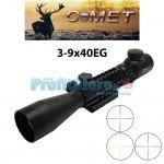 Διόπτρα Μονόκυαλο Σκοπευτικό - Hunting Rifle Scope 3-9χ40 EG illuminated Zoom Comet