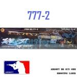 Αεροβόλο Όπλο Μοντελισμού Super Fire Power 777-2