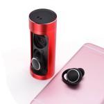 Μίνι Ασύρματα Bluetooth Ακουστικά με Θήκη Φόρτισης 360ᵒ - Handsfree Wireless Stereo Earphones