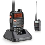 Πομποδέκτης με Διπλή Οθόνη TYT TH-UVF8D VHF136-174 / UHF400-520Mhz FM