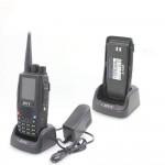 Πομποδέκτης με Ραδιόφωνο KT-8R 4band Εξωτερική Ενδοεπικοινωνία και Έγχρωμη Οθόνη 5W