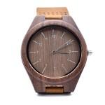 Ξύλινο Ψηφιακό Ανδρικό Ρολόι - Wooden Man Watch ΚΤ207