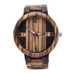 Ξύλινο Ψηφιακό Ανδρικό Ρολόι - Wooden Man Watch ΚΤ200