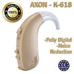 Ψηφιακά Ακουστικά Ενίσχυσης Ακοής & Βοήθημα Βαρηκοίας K-618