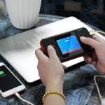 Φορητή Ρετρό Κονσόλα με 416 Παιχνίδια σε Στυλ Gameboy