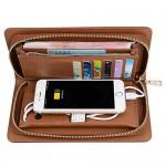 Πολυλειτουργικό Πορτοφόλι με Bluetooth Αντικλεπτικό Σύστημα - Power Bank 6000 mAh Baydow