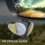 Βοηθητικός Διπλός Καθρέπτης Αυτοκινήτου για Ορατότητα στα Τυφλά Σημεία / Νεκρή Γωνία - Double Vision Blind Spot