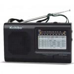 Ρετρό Φορητό Ραδιόφωνο Παγκόσμιας Λήψης - 9 Band World Receiver Radio