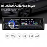 Ασύρματο Radio Mp3 Player Handsfree Αυτοκινήτου με Bluetooth USB/SD/FM, AUX Input, Τηλεχειριστήριο & Μικρόφωνο