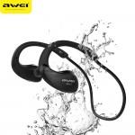 Αδιάβροχα Ασύρματα Ακουστικά Bluetooth για Τρέξιμο & Άθληση V4.1 - AWEI Wireless Sport Headset Handsfree