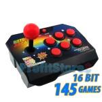 Παιχνιδομηχανή Joystick με 145 Παιχνίδια, Έξοδο AV για TV - Κονσόλα Arcade Entertainment System Games