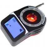 Ανιχνευτής Συσκευών Παρακολούθησης με Οθόνη & Εύρος Συχνότητας Ανίχνευσης 1MHz-6500MHz