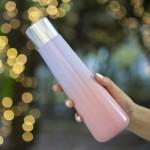 Έξυπνος Θερμός με Οθόνη Θερμόμετρο, Υπενθύμιση Ενυδάτωσης & Αεροστεγές Καπάκι - Μπουκάλι LED Smart Cup