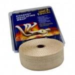 Θερμομονωτική Ταινία Λαιμού Εξάτμισης 10μ Χρυσή - Exhaust Insulating Wrap Tape - Μηχανή, Αυτοκίνητο, Φορτηγό