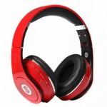 Ασύρματα On-Ear Ακουστικά Bluetooth με Aux, SD/TF, FM Radio & Μικρόφωνο - Stereo Headphones Wireless