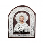 Ξύλινη Λουστραρισμένη Εικόνα Ιησούς Χριστός  AF-009
