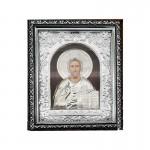 Ξύλινη Λουστραρισμένη Εικόνα Ιησούς Χριστός  3350