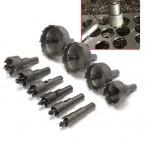 Σετ Ποτηροτρύπανα 10 Τεμαχίων Σιδήρου 16mm-53mm