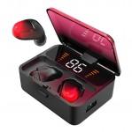 Ασύρματα μίνι Bluetooth Ακουστικά με Θήκη Φόρτισης TWS - ES01 Bluetooth 5.0