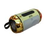 Ασύρματο Ηχείο Bluetooth Wster WS-100 Χρυσό Πράσινο