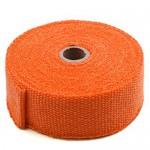 Θερμομονωτική Ταινία Λαιμού Εξάτμισης 10μ Πορτοκαλί - Exhaust Insulating Wrap Tape - Μηχανή, Αυτοκίνητο, Φορτηγό OEM