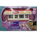 Μουσικό Όργανο Παιχνίδι Αρμόνιο 24 Κλειδιά & Μικρόφωνο 40x27cm