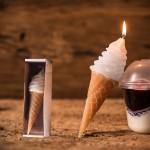Πασχαλινή Λαμπάδα Παγωτό 16x5.6cm