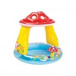 Φουσκωτή Παιδική Πισίνα Μανιτάρι - Mashroom Baby Pool