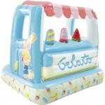 Φουσκωτός Παιδότοπος - Παιδική Πισίνα Παραλίας - Ice Cream Stand Playhouse