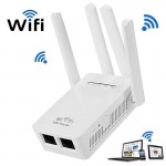 Ενισχυτής Wifi - WiFi Repeater & Router 300Mbps 2,4Ghz - Access Point με LAN & Ethernet