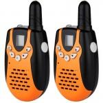 Ασύρματοι Πομποδέκτες - Eνδοεπικοινωνία Walkie Talkie Σετ Ζευγάρι 2 τεμαχίων με Φακό LED