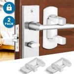 Ασφάλεια Χειρολαβής Πόρτας Παιδιών 2 Τεμάχια - Child Safety Lock