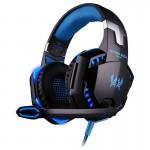 Επαγγελματικά Gaming Ακουστικά για Βιντεοπαιχνίδια - Kotion Each Headset Μπλε