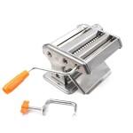 Ανοξείδωτη Μηχανή Κατασκευής Ζυμαρικών και Φύλλου - Φτιάξτε Εύκολα Σπιτικά Ζυμαρικά