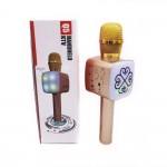 Ασύρματο Bluetooth Mικρόφωνο KARAOKE & Hi-Fi Hχείο - Handheld με LED Φωτισμό