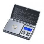 Ψηφιακή Ζυγαριά Ακριβείας Τσέπης 0,01gr - 100gr με Κάλυμμα - Δίσκο Ζύγισης