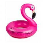 Φουσκωτό Στρώμα Θαλάσσης σε Σχήμα Φλαμίνγκο 90cm - Flamingo Inflatable Float