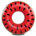 Φουσκωτό Στρώμα Θαλάσσης σε Σχήμα Καρπούζι 90cm - Watermelon Inflatable Float