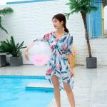 Φουσκωτή Μπάλα Παραλίας - Θαλάσσης με Πούπουλα - Summer Water Balloon