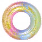 Φουσκωτό Σωσίβιο Πολύχρωμο με Glitter 90cm - Inflatable Float