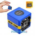 Μίνι Κάμερα Full HD 1080p με Ανιχνευτή Κίνησης & Νυχτερινή Λήψη - Κρυφή Spy Security Camera Ασφαλείας Παρακολούθησης