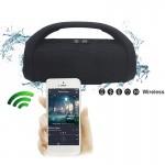 Αδιάβροχο Ασύρματο Ηχείο Bluetooth με USB, Micro SD, Είσοδο Ήχου AUX, Radio FM - Φορητό Ηχοσύστημα Multimedia Player BBOX-1356