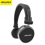 Ασύρματα & Ενσύρματα On-Ear Ακουστικά AWEI Bluetooth Headphones Aux, Handsfree με Μικρόφωνο - Wireless Headset Noise Canceling