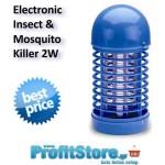 Ηλεκτρικό Εντομοκτόνο 2W Υψηλής τάσης 16μ2 - Εντομοπαγίδα Εξολοθρευτής Κουνουπιών