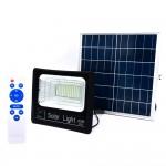 Ηλιακός Προβολέας 132 LED Αλουμινίου 60W IP67