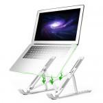 Πτυσσόμενη Βάση Tablet & Laptop Αλουμινίου - Laptop Stand Boneruy