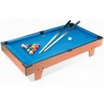 Ξύλινο Επιτραπέζιο Μπιλιάρδο 69x37x11.8cm Snooker Table HG202D