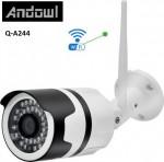 Ασύρματη Κάμερα Παρακολούθησης με Ανιχνευτή Κίνησης IP Full HD 5.0MP Wifi ANDOWL