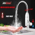 Ηλεκτρική Βρύση Θερμοσίφωνας - Ταχυθερμαντήρας ANDOWL